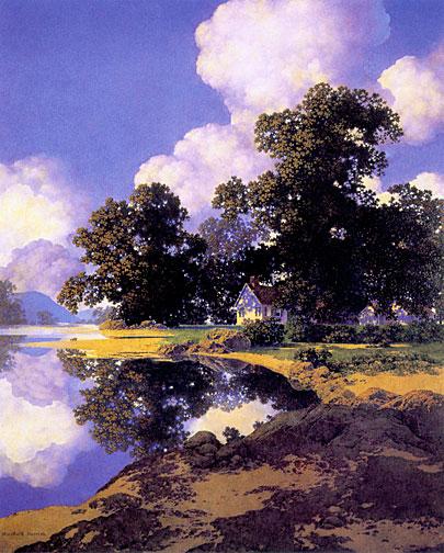 034-Sheltering-Oaks-034-BIG-Maxfield-Parrish-Art-Deco-Print